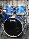 "MAPEX HORIZON 22"" ROCK KIT BLUE SPARKLE"